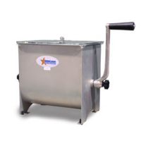 Manual Meat Mixer, 4.2 Gal / 17 Lb