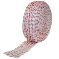 Meat/Ham Netting P5/12, Red & White netting