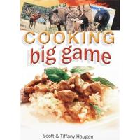 Cooking Big Game, Cookbook
