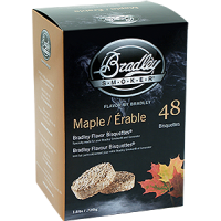 Bradley Bisquette Maple 48/box