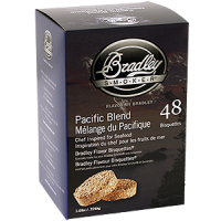 Bradley Bisquette Pacific Blend 48/box