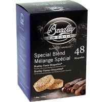 Bradley Bisquette Special Blend 48/box