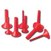 #10/12 Plastic Grinder Tube, 10mm