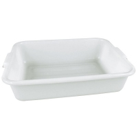 Meat Tub, White, Small