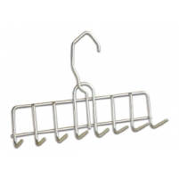 8 prong bacon hanger, Stainless steel
