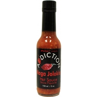 Addiction Naga Jolokia Hot Sauce, 150ml