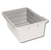 Meat Tub, White, Large
