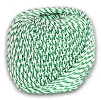 Green & White Sausage Twine/String