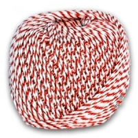 Red & White Sausage Twine/String