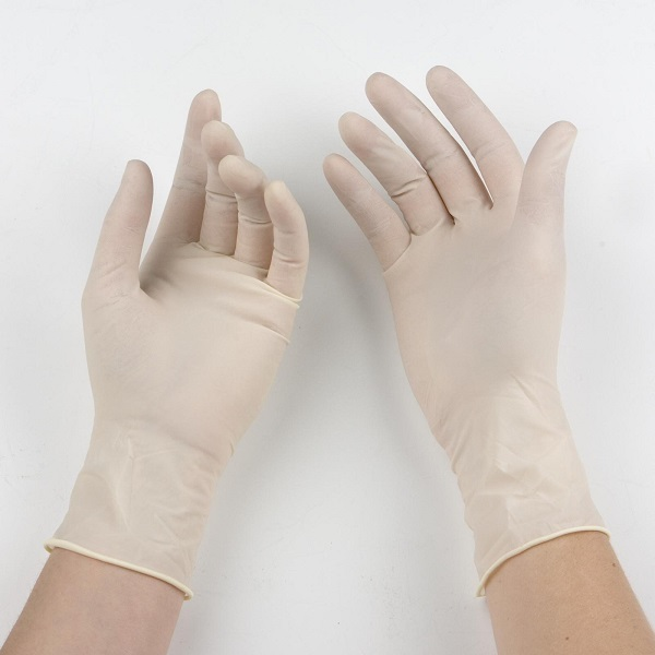 Vinyl Gloves, small, disposable, 100/box